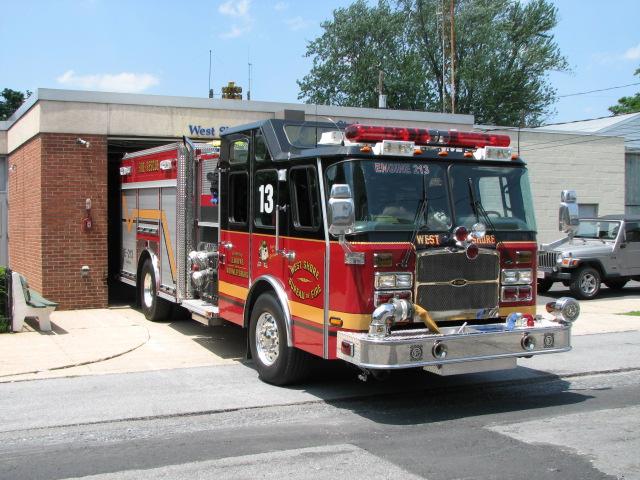 Engine 213-Officer Side