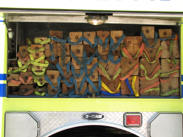 Engine 313-Officer Side Center Compartment