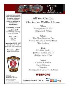 Chicken & Waffles 01.27.17